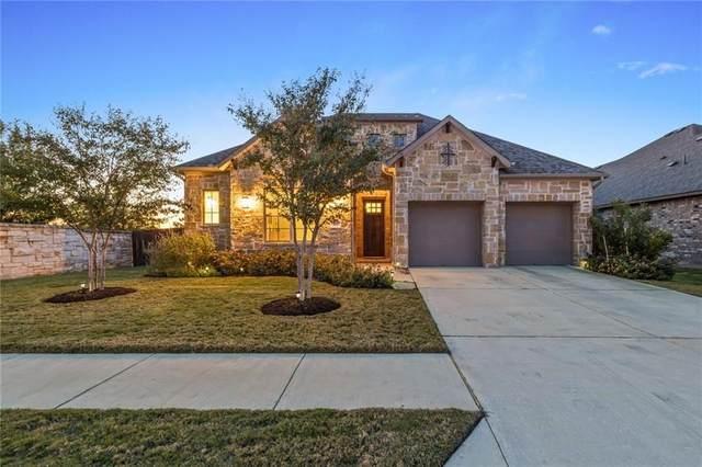 101 Dorado St, Georgetown, TX 78628 (#1106161) :: Ben Kinney Real Estate Team
