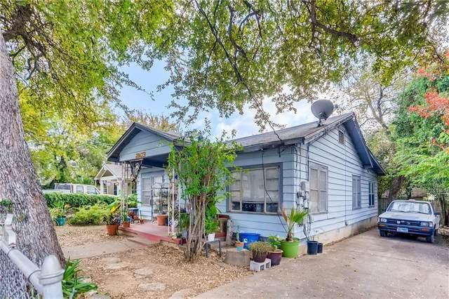 2403 E 9th St, Austin, TX 78702 (#1106227) :: Green City Realty