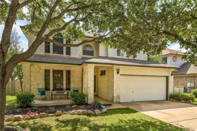 600 Stallion Dr, Cedar Park, TX 78613 (#1108401) :: The Heyl Group at Keller Williams