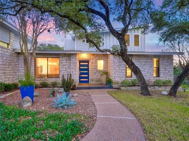 4101 Cloudy Ridge Rd, Austin, TX 78734 (#1108454) :: First Texas Brokerage Company