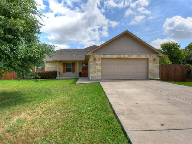1019 Brayden Cv, Georgetown, TX 78626 (#1108758) :: Ana Luxury Homes