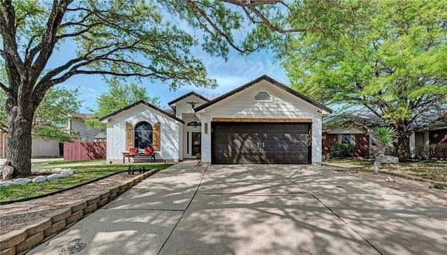 501 Morning Dove Dr, Hutto, TX 78634 (#1109407) :: The Summers Group