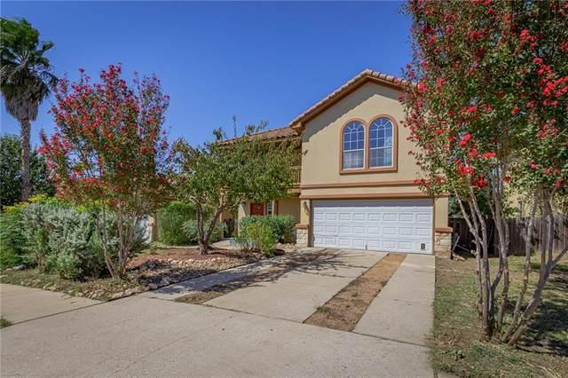 5616 Toscana Ave, Austin, TX 78724 (#1110444) :: Ben Kinney Real Estate Team