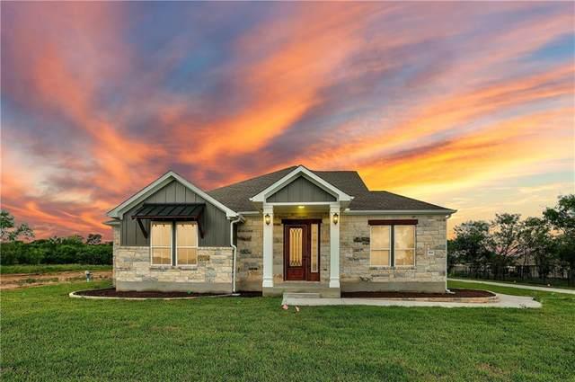 164 Double Eagle Ranch Dr, Cedar Creek, TX 78612 (#1111584) :: Papasan Real Estate Team @ Keller Williams Realty