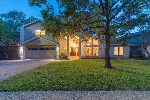 5201 Backtrail Dr, Austin, TX 78731 (#1111724) :: Realty Executives - Town & Country