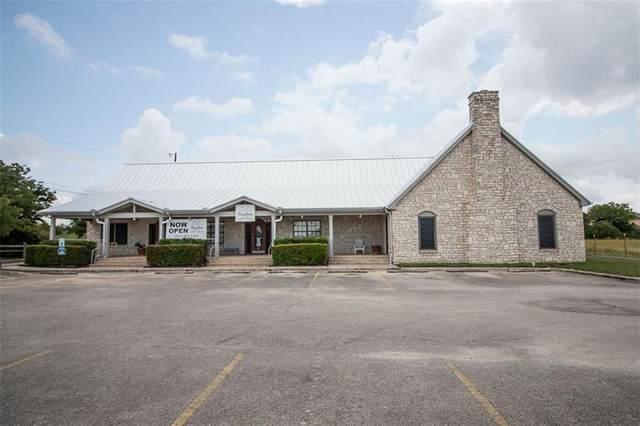 900 Rebel Rd, Kyle, TX 78640 (MLS #1111846) :: Vista Real Estate