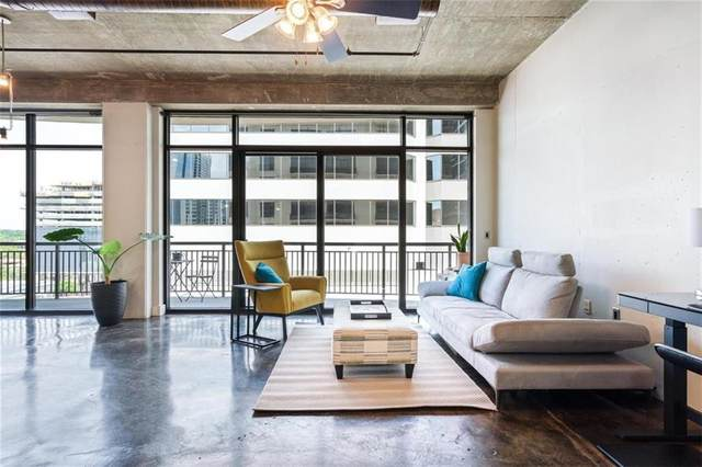 311 W 5th St #806, Austin, TX 78701 (#1113444) :: Lucido Global