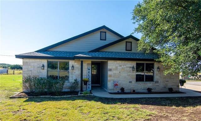109 County Road 219, Florence, TX 76527 (#1113877) :: Papasan Real Estate Team @ Keller Williams Realty