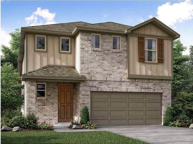 413 Serpens St, Georgetown, TX 78628 (#1114234) :: Ben Kinney Real Estate Team