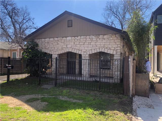 2513 E 4th St, Austin, TX 78702 (#1115092) :: Zina & Co. Real Estate