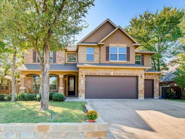 348 Enchanted Woods Trl, Buda, TX 78610 (#1115667) :: The Summers Group