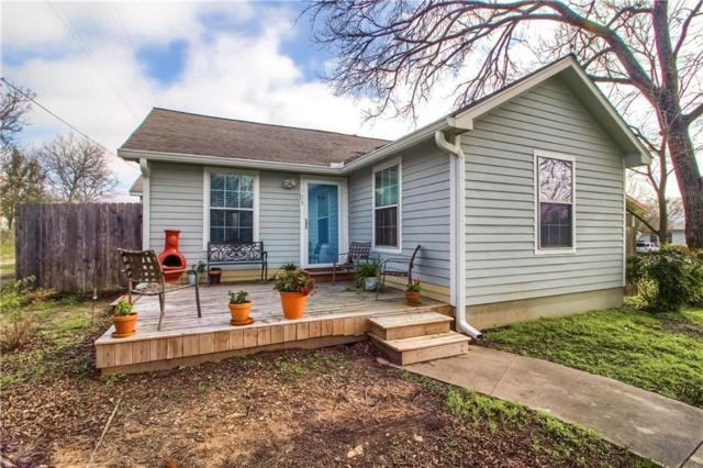 105 S Avenue A, Elgin, TX 78621 (#1118271) :: The Heyl Group at Keller Williams