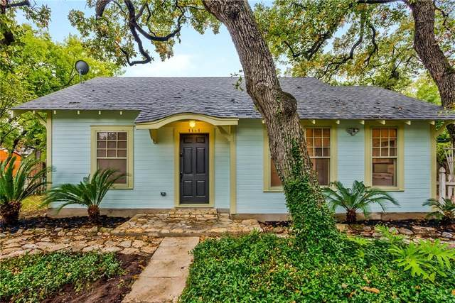 1111 E 31st St, Austin, TX 78722 (#1118523) :: Zina & Co. Real Estate