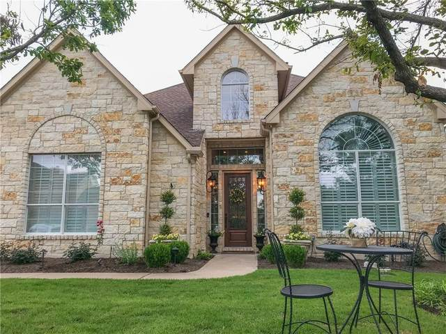 307 Hensley Dr, Austin, TX 78738 (#1119168) :: Zina & Co. Real Estate