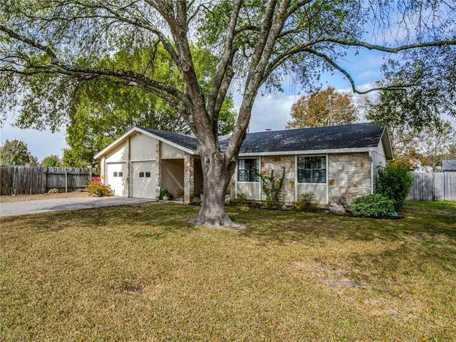 1420 Hillcrest Dr, Taylor, TX 76574 (#1120315) :: The Summers Group