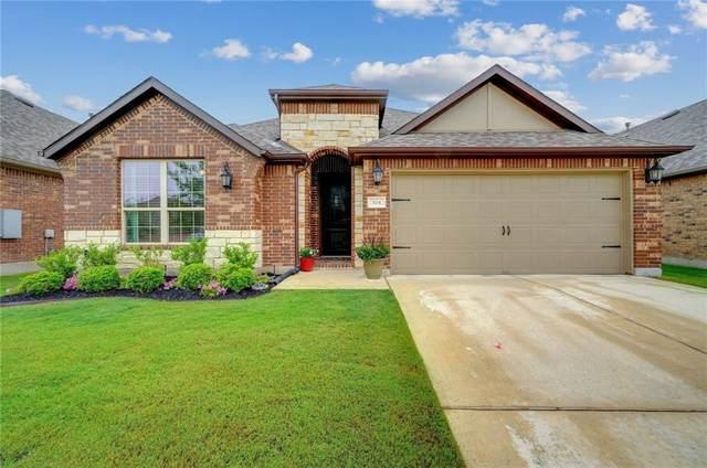 504 Mistflower Springs Dr, Leander, TX 78641 (#1123019) :: Ben Kinney Real Estate Team