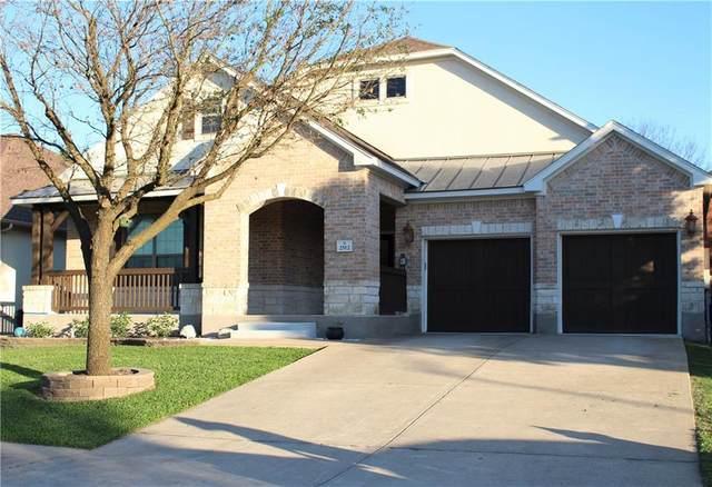 2512 Peterson Dr, Cedar Park, TX 78613 (#1123543) :: The Myles Group | Austin