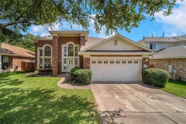 2411 Branum Dr, Cedar Park, TX 78613 (#1124728) :: The Perry Henderson Group at Berkshire Hathaway Texas Realty