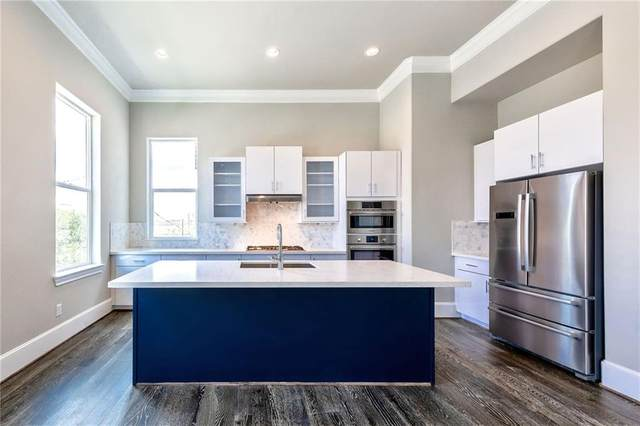 3500 Harmon Ave #3, Austin, TX 78705 (#1124925) :: The Perry Henderson Group at Berkshire Hathaway Texas Realty