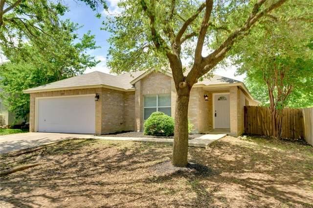 1004 Keeshond Pl, Round Rock, TX 78664 (#1127654) :: Papasan Real Estate Team @ Keller Williams Realty