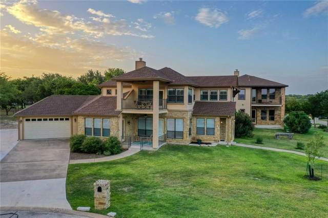 508 Lakeland Cir, Point Venture, TX 78645 (#1128040) :: RE/MAX Capital City