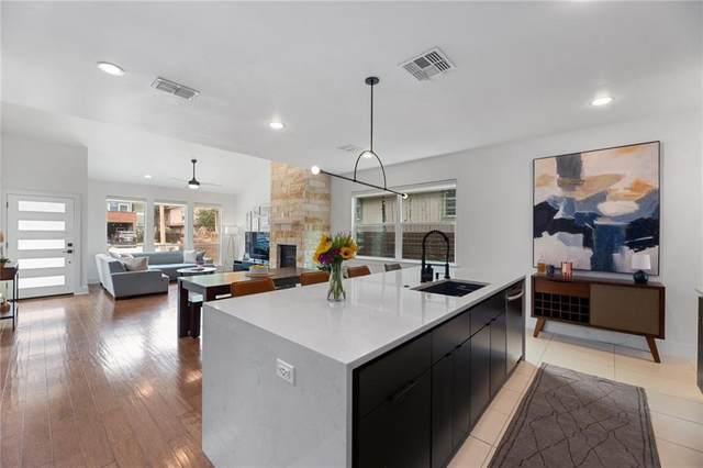 2515 E 4th St, Austin, TX 78702 (#1128181) :: Papasan Real Estate Team @ Keller Williams Realty