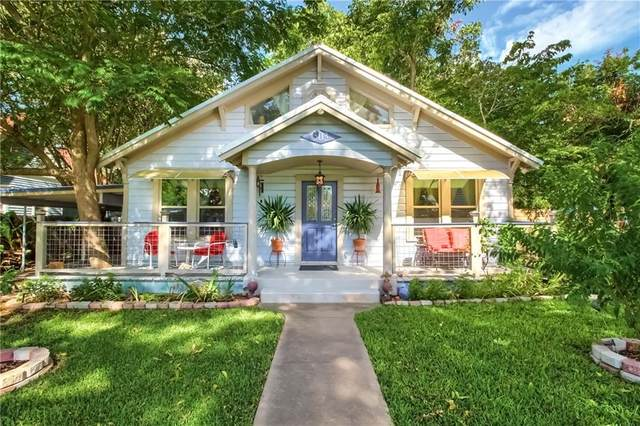 503 Short St, Smithville, TX 78957 (#1128629) :: The Perry Henderson Group at Berkshire Hathaway Texas Realty