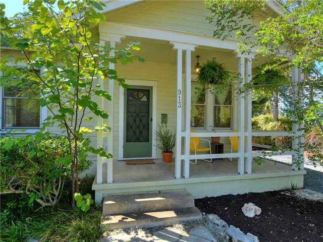 913 E 39th St, Austin, TX 78751 (#1131088) :: Ana Luxury Homes