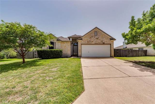 436 Little Lake Rd, Hutto, TX 78634 (#1132618) :: The Perry Henderson Group at Berkshire Hathaway Texas Realty