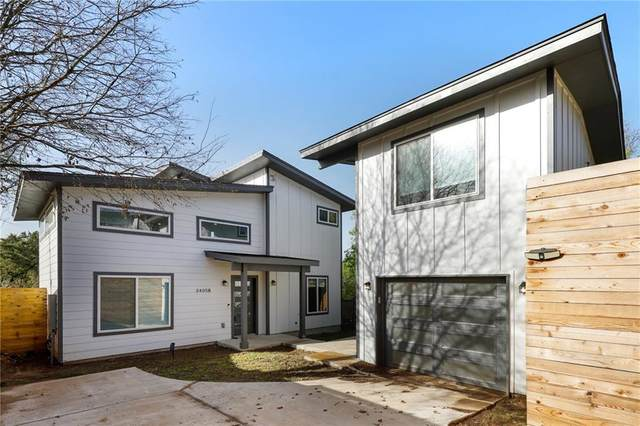 3405 Pennsylvania Ave B, Austin, TX 78721 (#1134202) :: Zina & Co. Real Estate