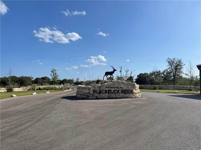 00 Kudu Ct, Lampasas, TX 76550 (MLS #1134788) :: Vista Real Estate