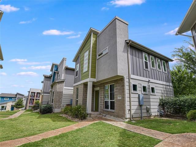 2007 Geniveive Ln 286C, Austin, TX 78741 (#1134931) :: RE/MAX Capital City