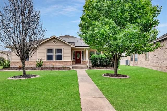 924 Great Sand Dunes Ave, Pflugerville, TX 78660 (#1135650) :: Ben Kinney Real Estate Team