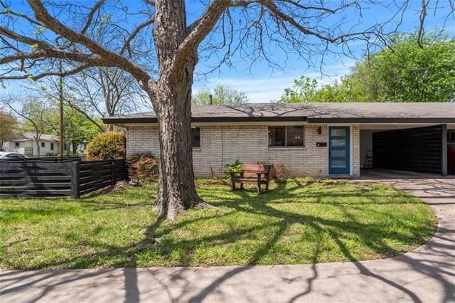 1206 Brentwood St A, Austin, TX 78757 (#1136662) :: Papasan Real Estate Team @ Keller Williams Realty