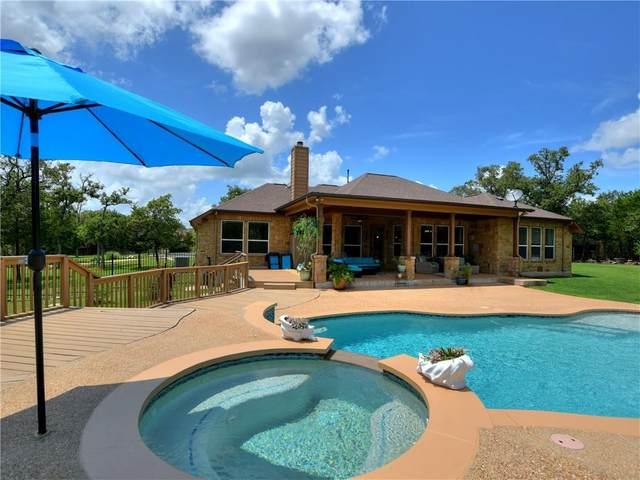 119 Long Bow Cv, Bastrop, TX 78602 (#1136824) :: Papasan Real Estate Team @ Keller Williams Realty