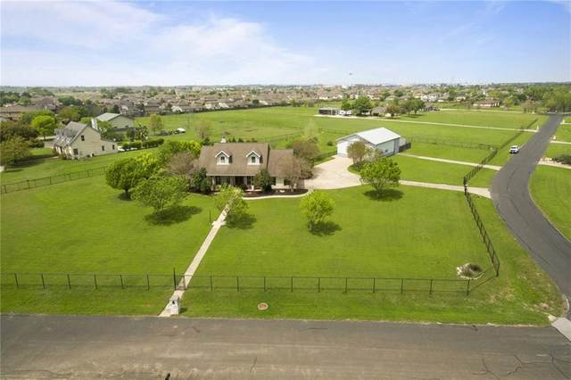 508 W Creekbend Cv, Hutto, TX 78634 (#1137703) :: The Summers Group