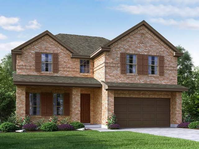 718 Sassafras St, Hutto, TX 78634 (#1137928) :: The Summers Group