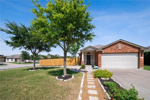 112 Lidell St, Hutto, TX 78634 (#1138219) :: The Heyl Group at Keller Williams