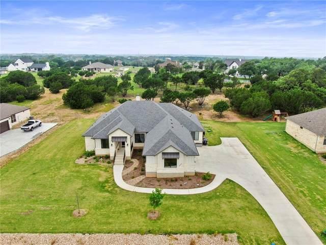 200 Joya Dr, Liberty Hill, TX 78642 (#1138357) :: The Perry Henderson Group at Berkshire Hathaway Texas Realty