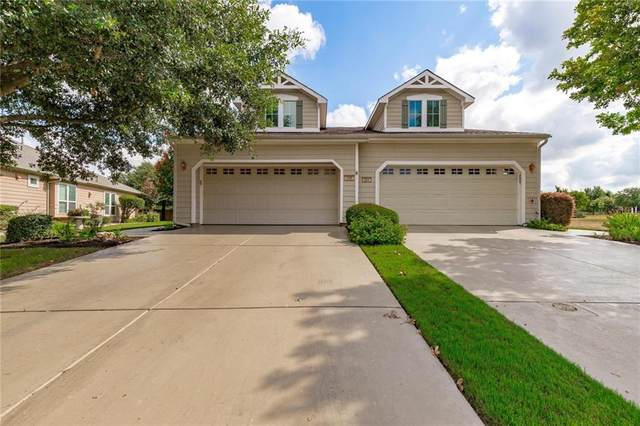 249 Bonham Loop, Georgetown, TX 78628 (#1138372) :: All City Real Estate