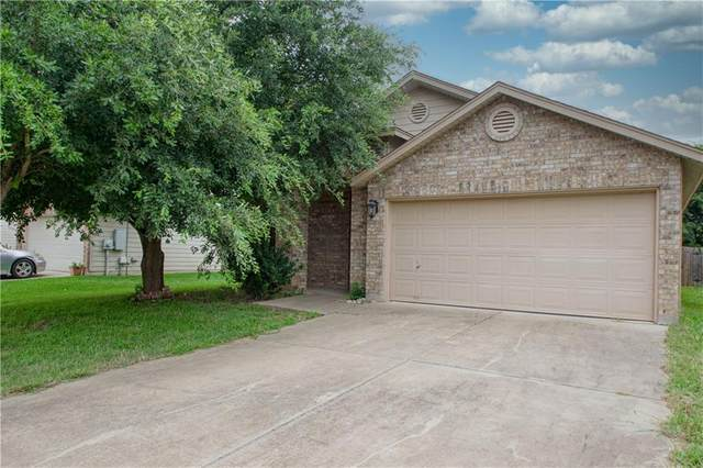 1221 Apollo Cir, Round Rock, TX 78664 (#1138483) :: The Perry Henderson Group at Berkshire Hathaway Texas Realty