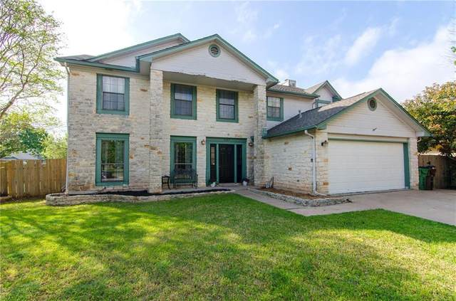 2607 Quanah Dr, Round Rock, TX 78681 (#1140177) :: The Summers Group