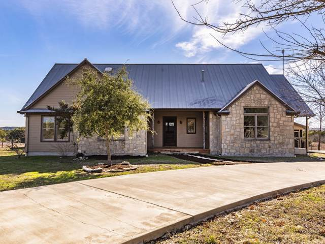 2600 Mcgregor Ln, Dripping Springs, TX 78620 (#1140513) :: First Texas Brokerage Company