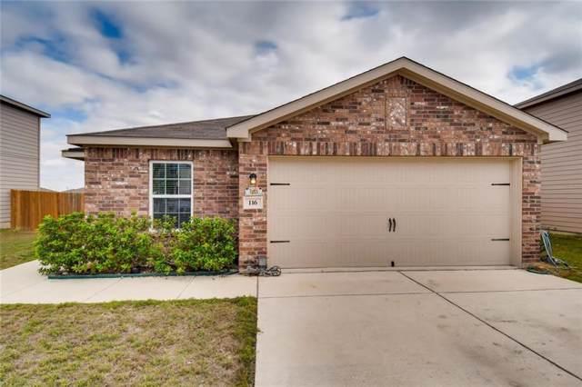 116 Bridges Ln, Jarrell, TX 76537 (#1142214) :: The Perry Henderson Group at Berkshire Hathaway Texas Realty