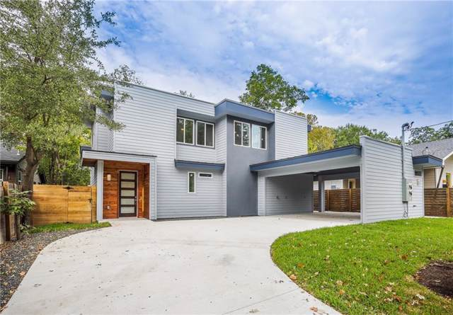 1004 Payne Ave A, Austin, TX 78757 (#1143145) :: Zina & Co. Real Estate