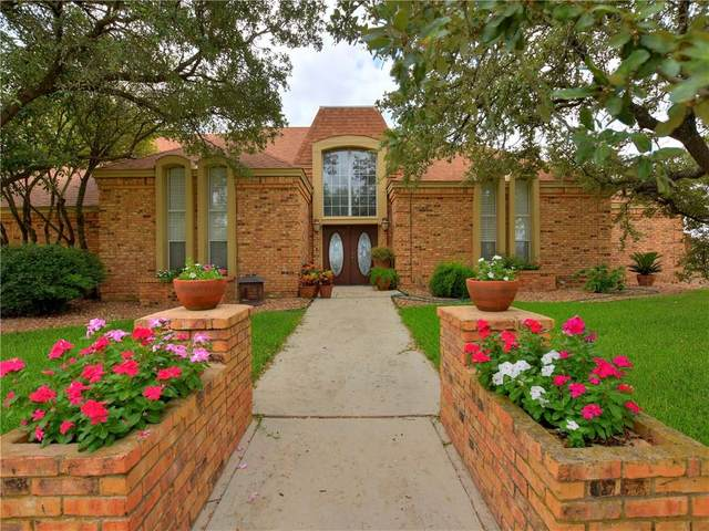1950 County Road 107, Hutto, TX 78634 (#1143360) :: Zina & Co. Real Estate