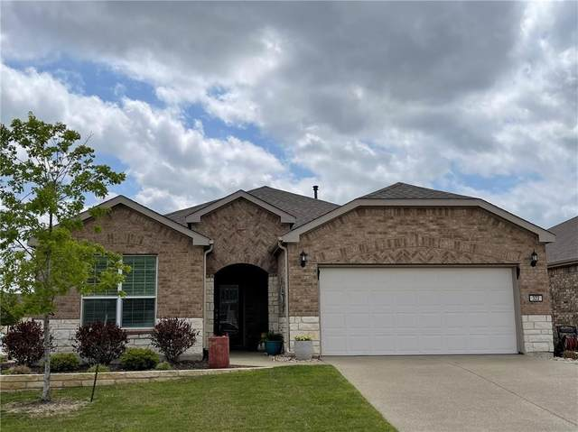 322 Tradinghouse Creek St, Georgetown, TX 78633 (#1144453) :: The Summers Group