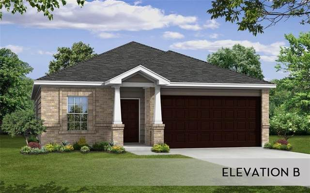 545 Warlander Way, Georgetown, TX 78626 (#1145589) :: 12 Points Group
