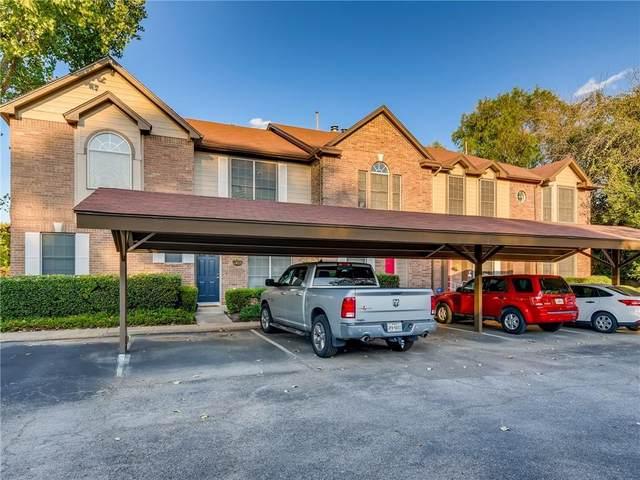 12401 Los Indios Trl #2, Austin, TX 78729 (#1147526) :: Papasan Real Estate Team @ Keller Williams Realty