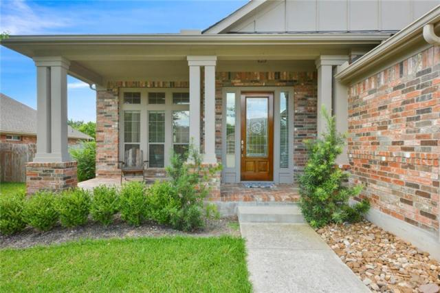2413 Dovetail St, Pflugerville, TX 78660 (#1147969) :: The Gregory Group